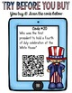 FOURTH OF JULY QR CODE HUNT