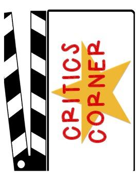 "INDEPENDENT READING -""Critics Corner"" students critique books"