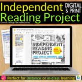 READING MENU PROJECT: Book Report Alternative
