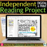 READING MENU PROJECT: Book Report Alternative