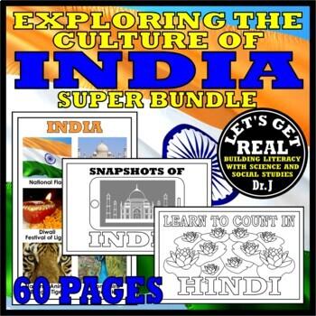 INDIA: Exploring the Culture of India (Bundle Set)