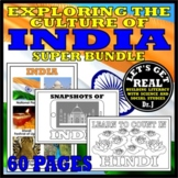 INDIA: Exploring the Culture of India Bundle