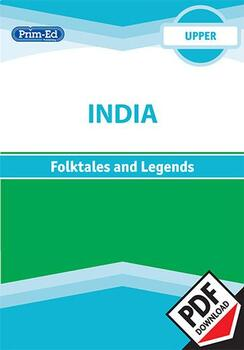 INDIA - FOLKTALES AND LEGENDS: UPPER UNIT