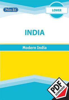 INDIA - MODERN INDIA: LOWER UNIT