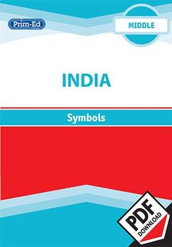 INDIA - SYMBOLS: MIDDLE UNIT