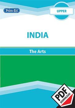 INDIA - THE ARTS: UPPER UNIT