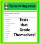 Indian Captive: The Story of Mary Jemison Novel Study Print AND Paperless Google