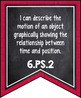 INDIANA SCIENCE STANDARDS BANNERS, 6th GRADE, RED & CHALKBOARD
