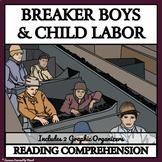 Industrial Revolution:  Coal Mines  and Breaker Boys - Rea