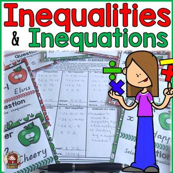 INEQUALITIES AND INEQUATIONS