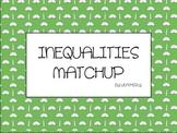 INEQUALTIES match-up