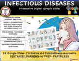 INFECTIOUS DISEASES-GOOGLE SLIDES- DISTANCE LEARNING
