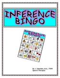 SPEECH THERAPY INFERENCE BINGO