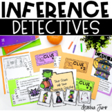 INFERENCE DETECTIVES: THE CASE OF THE MISSING CANDY