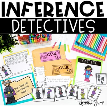 INFERENCE DETECTIVES: THE CASE OF THE MISSING CAPE