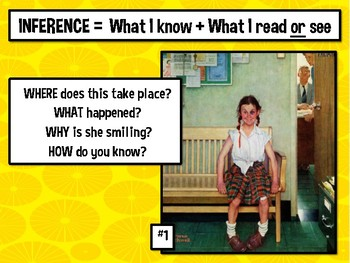 INFERENCE of the DAY Packet