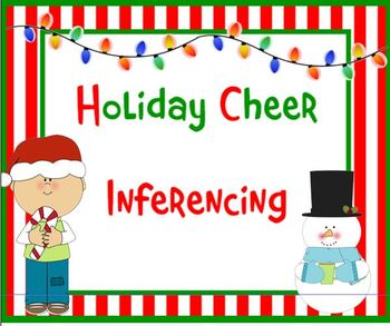 INFERENCING - Holiday Cheer SMARTBOARD