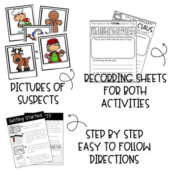 INFERENCE DETECTIVES: THE CASE OF THE MISSING TOY SACK