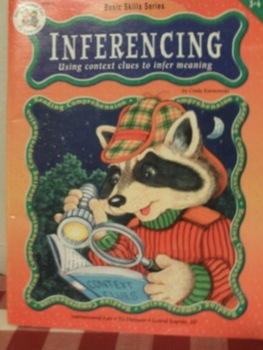 INFERENCING: Using context clues to infer meaning