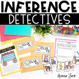 INFERENCE DETECTIVES: THE CASE OF THE MISSING APPLES
