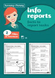 INFORMATION REPORTS - Facts to Reports Tasks