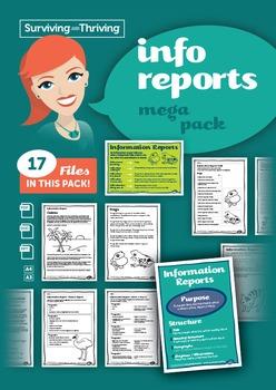INFORMATION REPORTS - Mega Pack