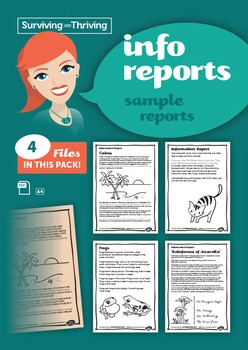 INFORMATION REPORTS - Samples