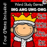 ING ANG UNG ONG [[Word Family GAMES!]]