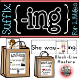ING:  Suffix ing for Kindergarteners