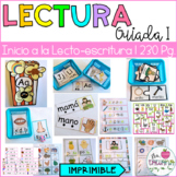 INICIO A LA LECTOESCRITURA/ LECTURA GUIADA BUNDLE I/ SPANISH GUIDED READING