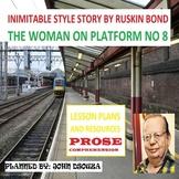 THE WOMAN ON PLATFORM NO 8: UNIT PLANS - 5 SESSIONS
