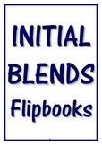 INITIAL BLENDS FLIPBOOKS