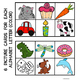 INITIAL SOUND AND LETTER MATCH ALPHABET ACTIVITY