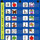 INITIAL SOUND AND LETTER MATCH ALPHABET ACTIVITY BOOK THEME