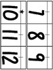 INK SAVER/White Classroom Number Line