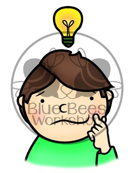 INK Word Family Clip Art