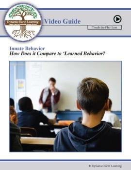 INNATE BEHAVIOR: FuseSchool Biology Video Guide