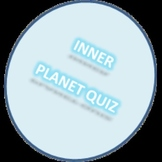 INNER PLANET QUIZ WHAT PLANET AM I? WHO AM I?