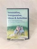 INNOVATIVE INEXPENSIVE IDEAS AND ACTIVITIES--VIDEO DOWNLOAD