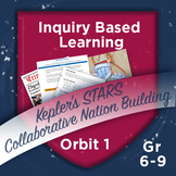 INQUIRY BASED LEARNING - Science (Astronomy), Social Studies and ELA