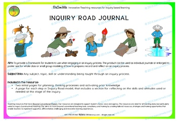 INQUIRY ROAD JOURNAL