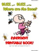 INSECTS/ BEES POSITIONAL WORD EMERGENT PRINTABLE READER*GR