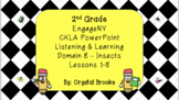 INSECTS CKLA BUNDLE Domain 8 ALL LESSONS!!!