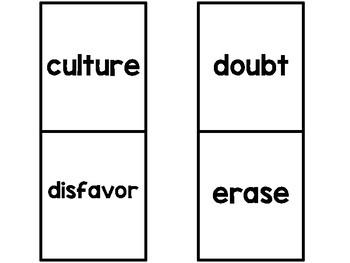 INSIDE: Level C- Unit 1 Vocabulary and Word Work/Grammar Activities