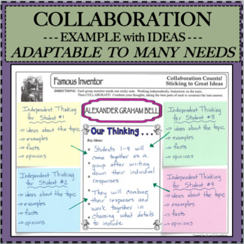 INSIDE OUT Collaboration Movie Film Activity Cooperative Group