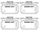 INSIDE OUT Movie Film Entrance & Exit Tickets Slips