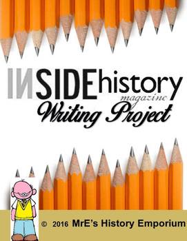 INSIDEHistory Writing Project