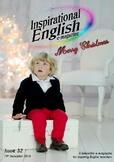 INSPIRATIONAL ENGLISH, Issue 32- Christmas edition