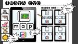 INSTA CVC: iPad Themed Word Building Center