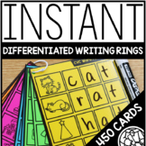 INSTANT Differentiated Writing Rings